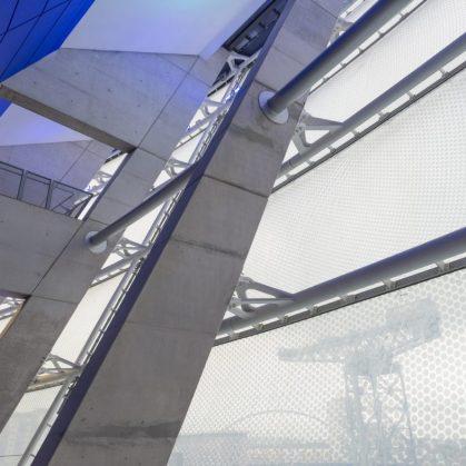 El ya conocido material ETFE, con un nuevo protagonismo en la arquitectura 12