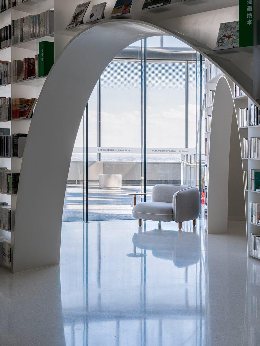 La librería más alta de China 9