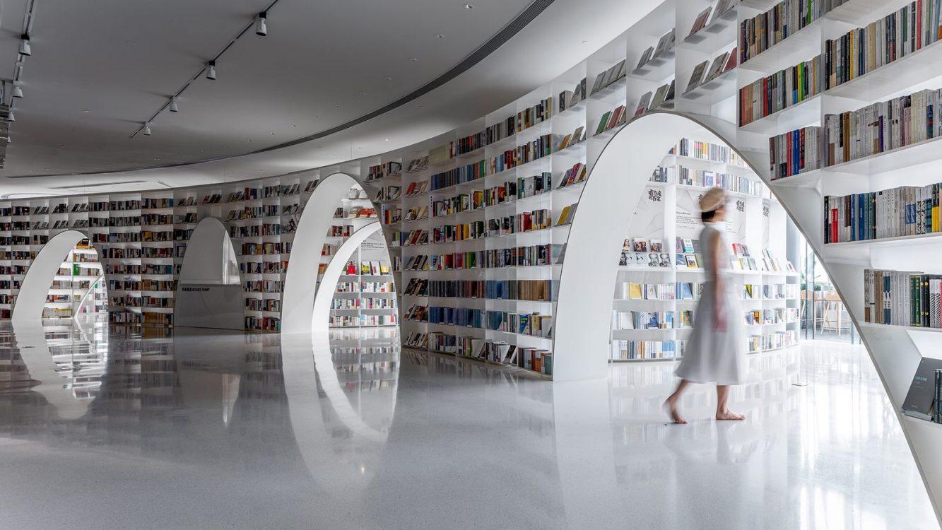 La librería más alta de China 3