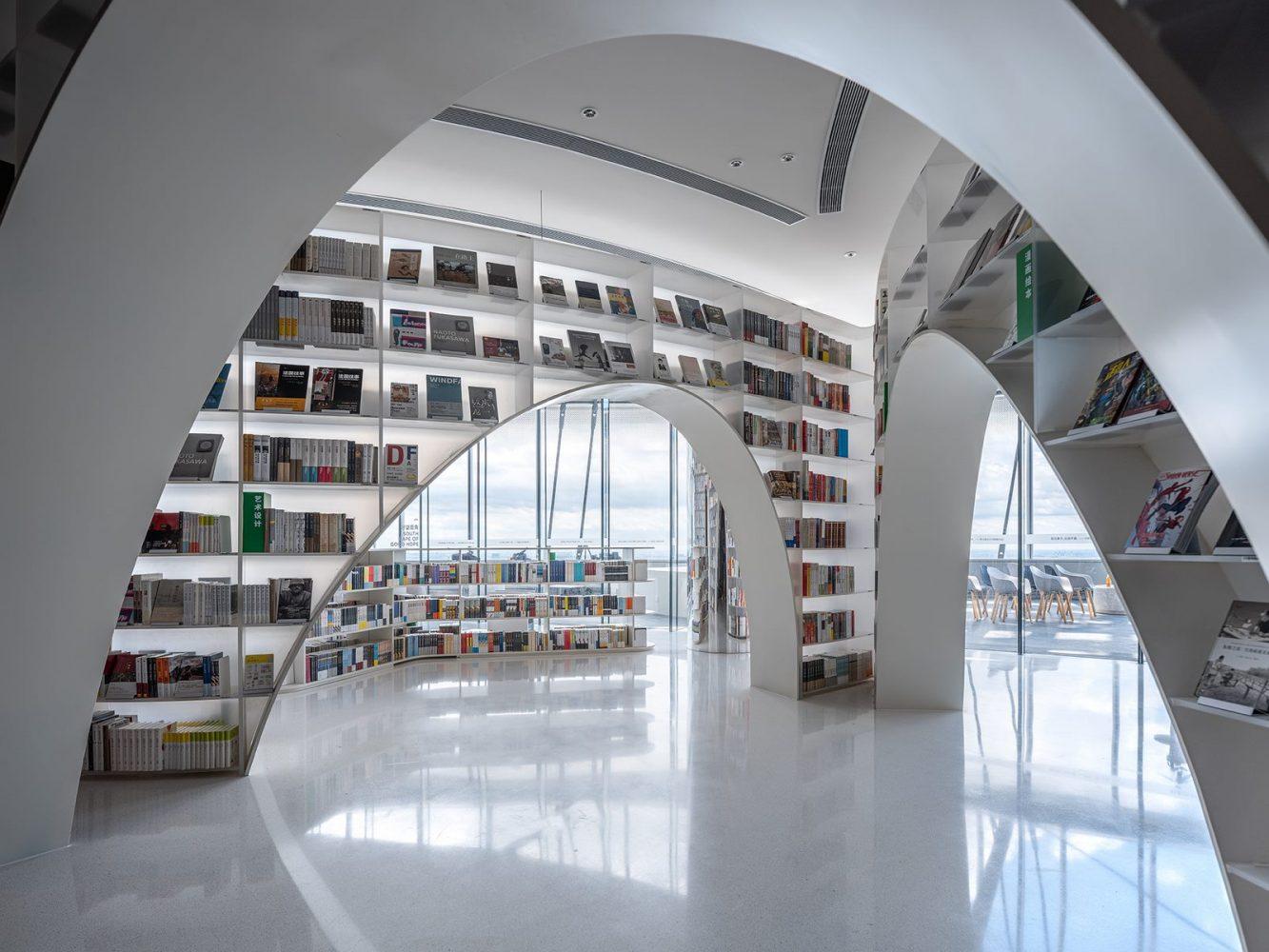 La librería más alta de China 4