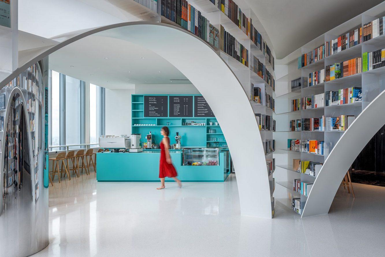 La librería más alta de China 14