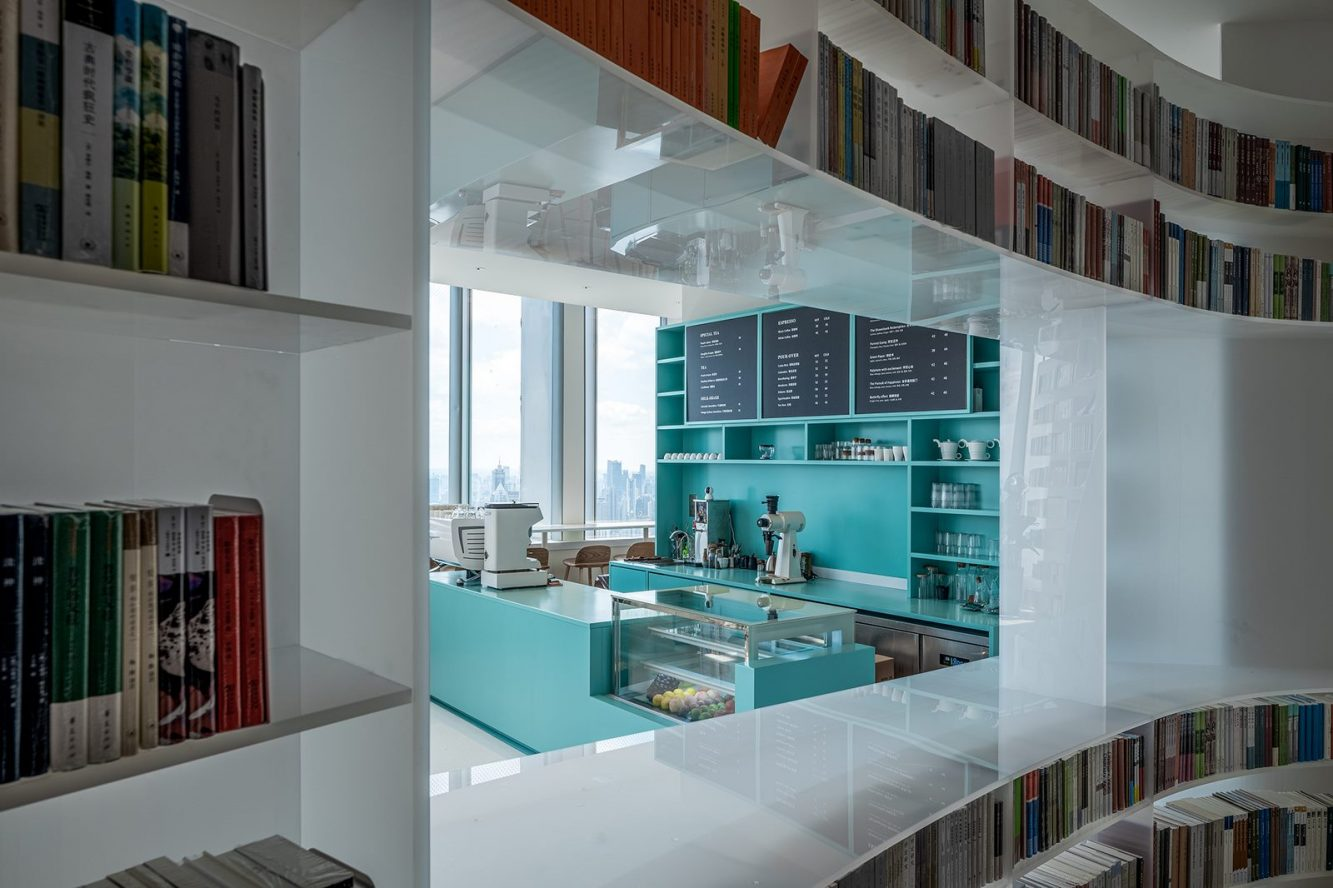 La librería más alta de China 15