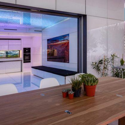 La casa del futuro: inteligente, automática y solar 13