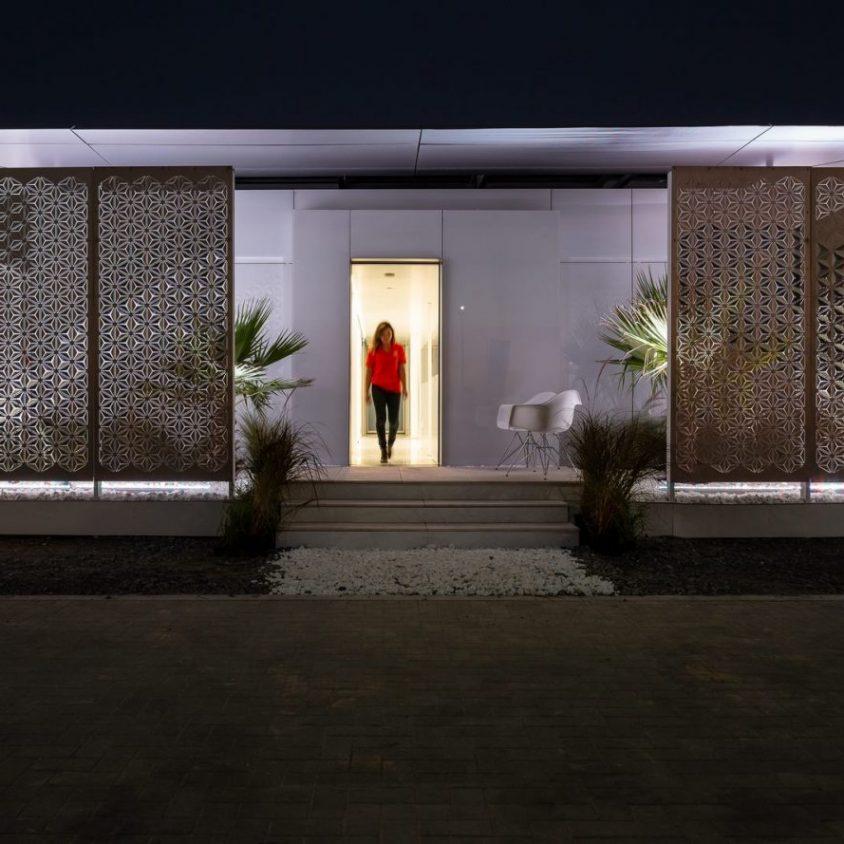 La casa del futuro: inteligente, automática y solar 9