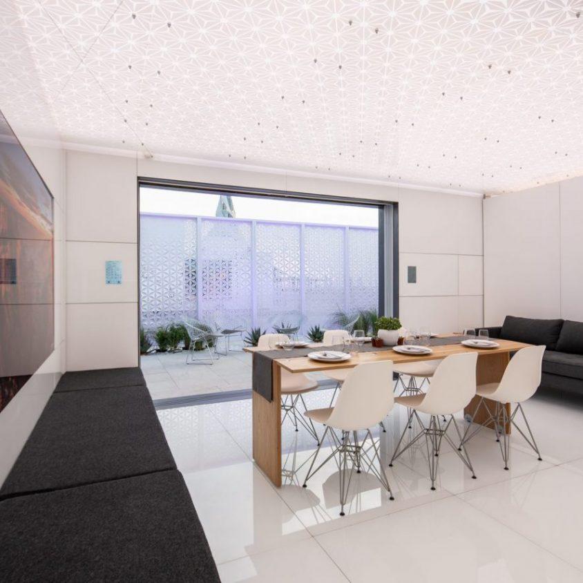 La casa del futuro: inteligente, automática y solar 10