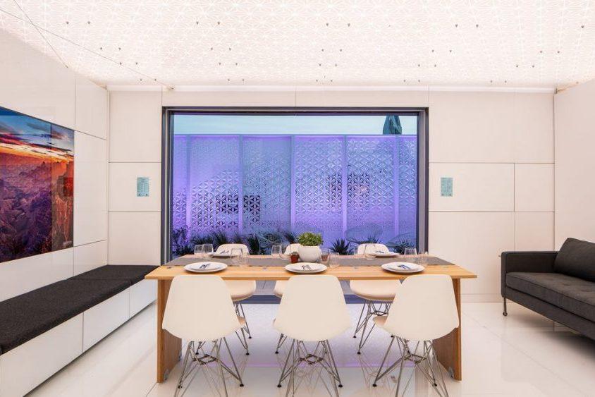 La casa del futuro: inteligente, automática y solar 14