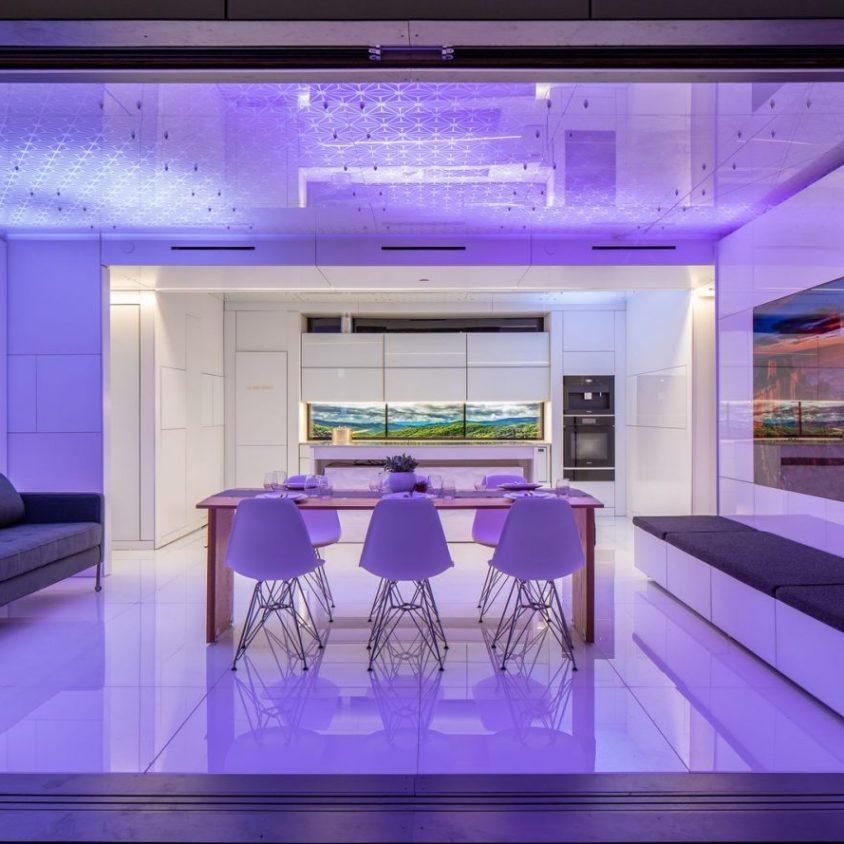 La casa del futuro: inteligente, automática y solar 11