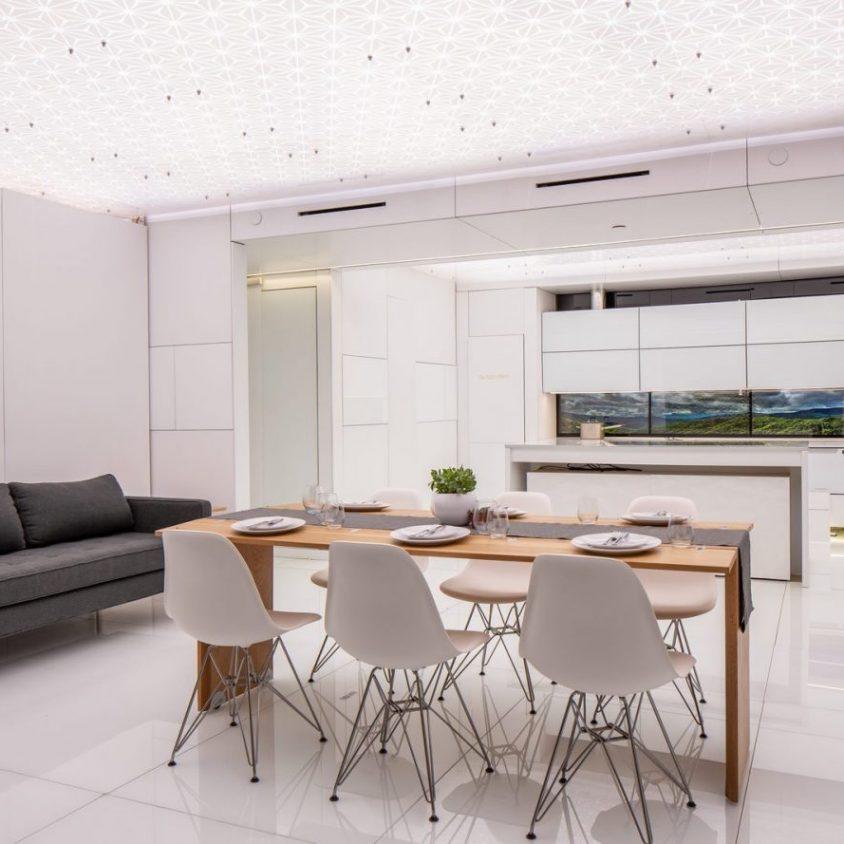 La casa del futuro: inteligente, automática y solar 5