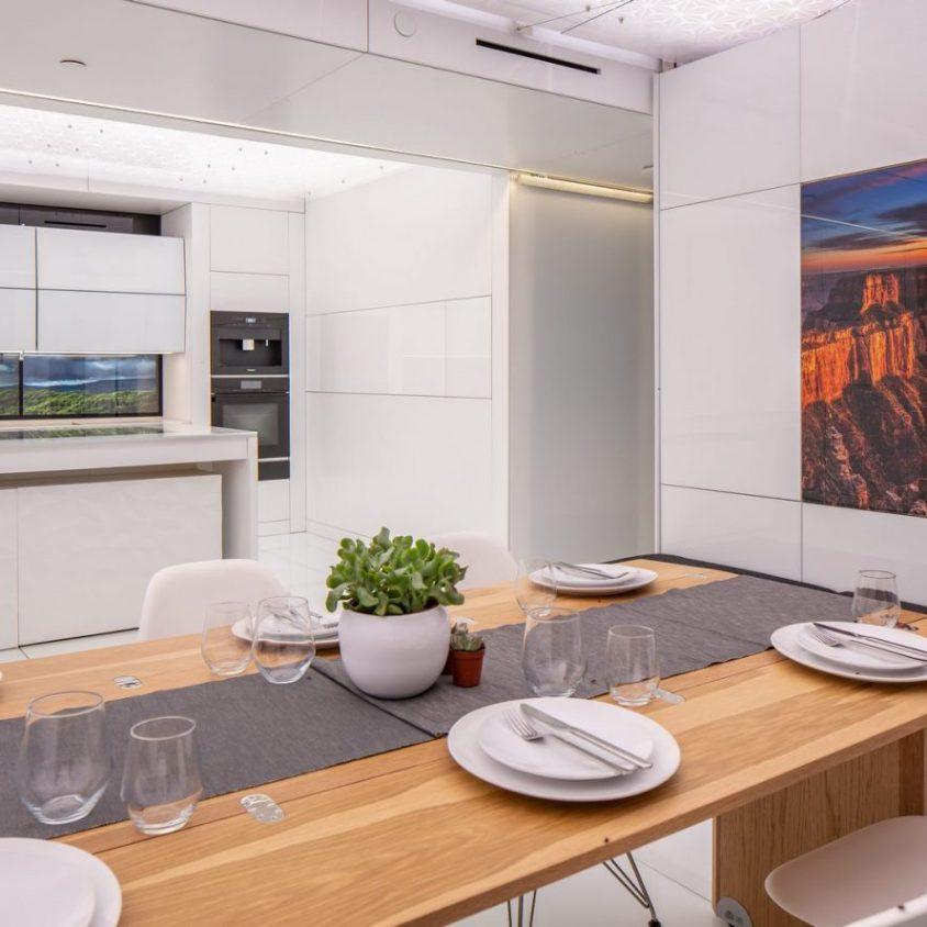 La casa del futuro: inteligente, automática y solar 15