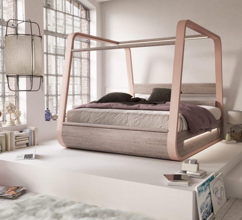 Descansar en HiBed, una cama smart 1