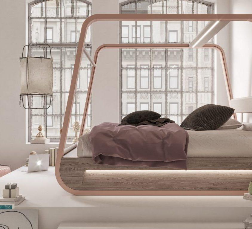 Descansar en HiBed, una cama smart 2