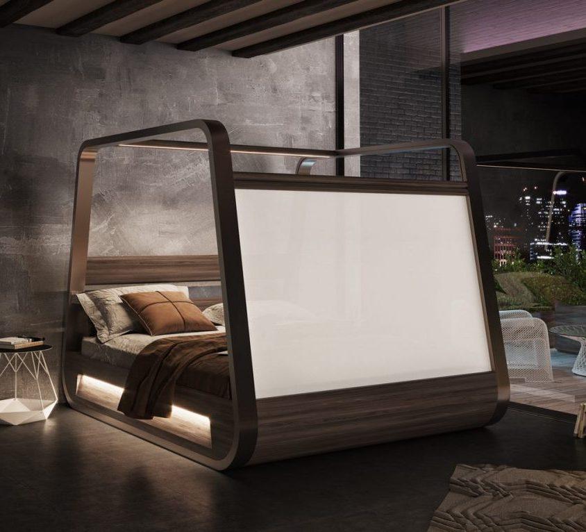 Descansar en HiBed, una cama smart 4