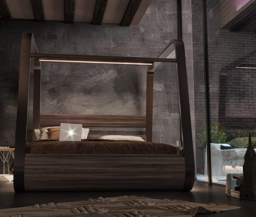 Descansar en HiBed, una cama smart 6