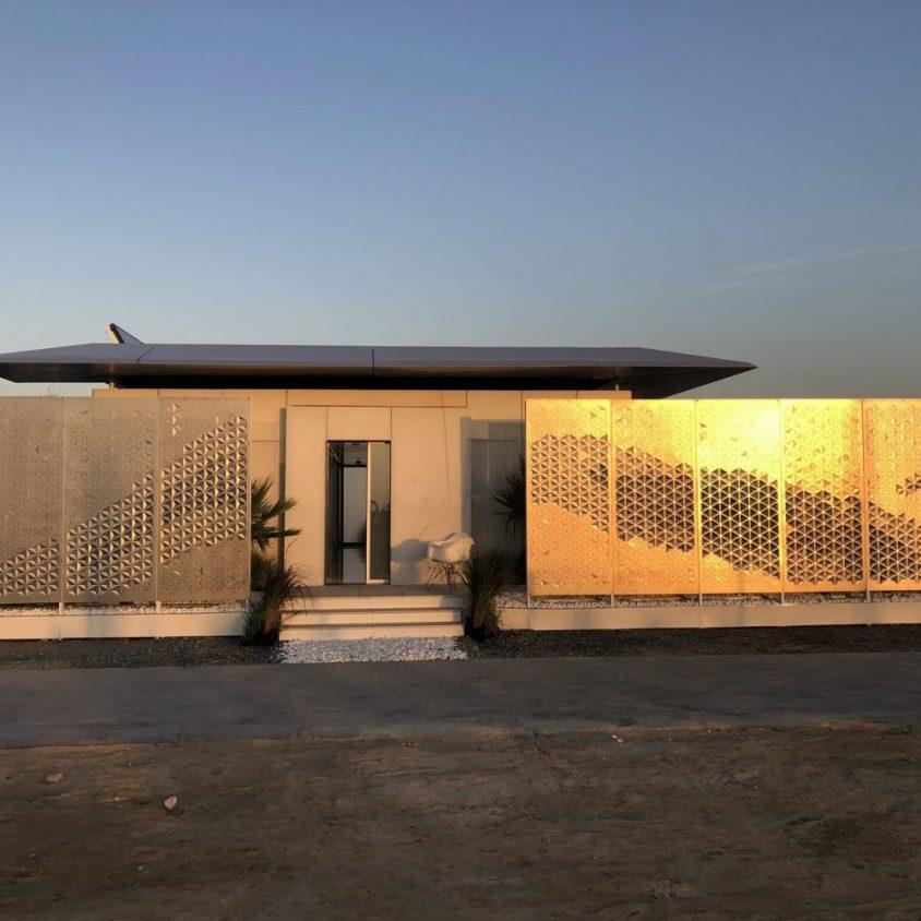 La casa del futuro: inteligente, automática y solar 2