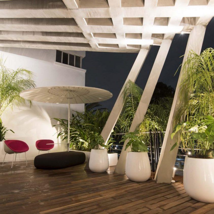 Casa FOA 2019 en Círculo Olivos 12