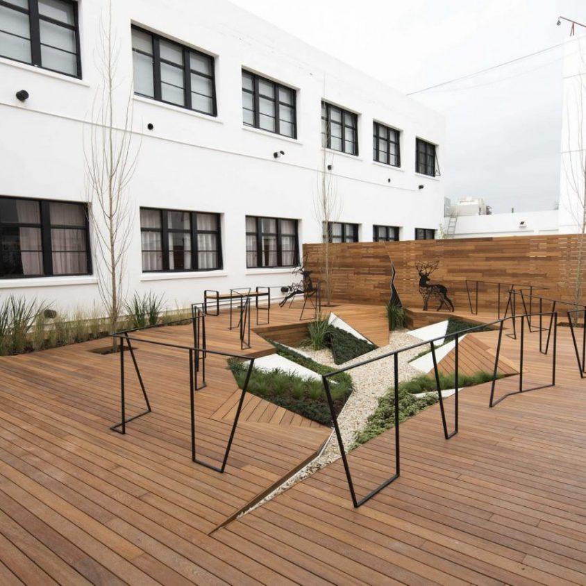 Casa FOA 2019 en Círculo Olivos 9