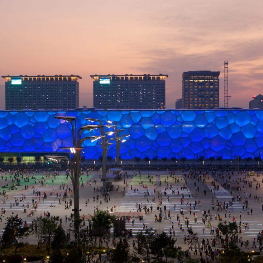 El ya conocido material ETFE, con un nuevo protagonismo en la arquitectura 1