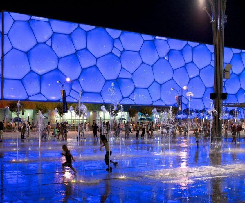 El ya conocido material ETFE, con un nuevo protagonismo en la arquitectura 15