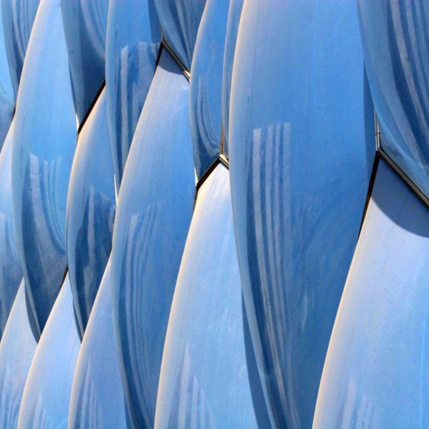 El ya conocido material ETFE, con un nuevo protagonismo en la arquitectura 2