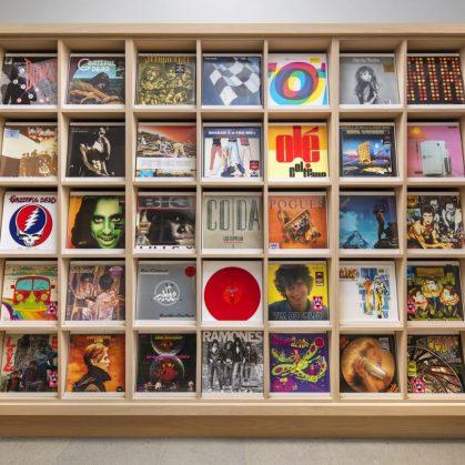 Las oficinas de Warner Music, listas para grabar 6