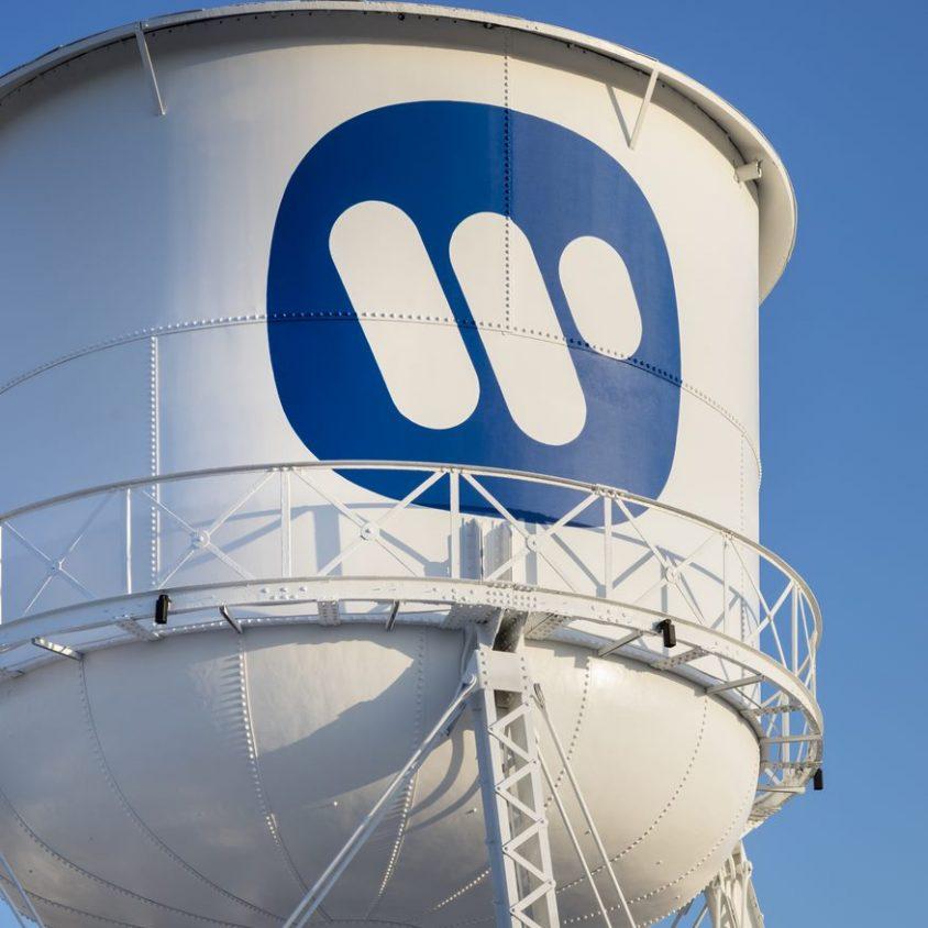 Las oficinas de Warner Music, listas para grabar 27