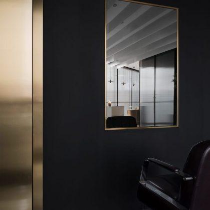El diseño de una peluquería en un espacio reducido 13