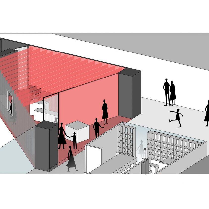 El diseño de una peluquería en un espacio reducido 4