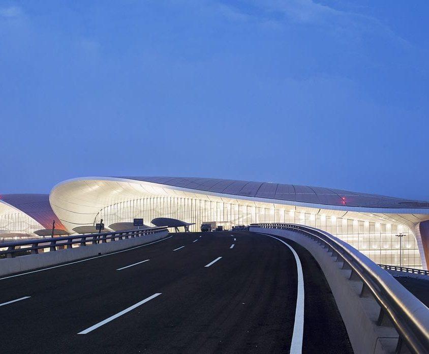 El aeropuerto de Beijing Daxing es el nuevo protagonista en el mundo 22