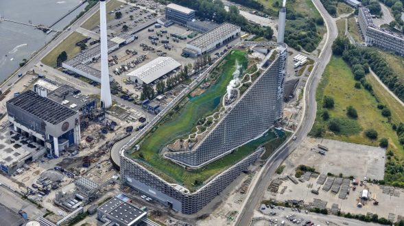 CopenHill Amager Ressource Center / BIG Bjarke Ingels Group