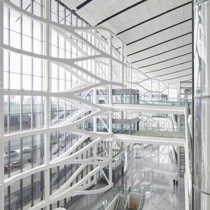El aeropuerto de Beijing Daxing es el nuevo protagonista en el mundo 5