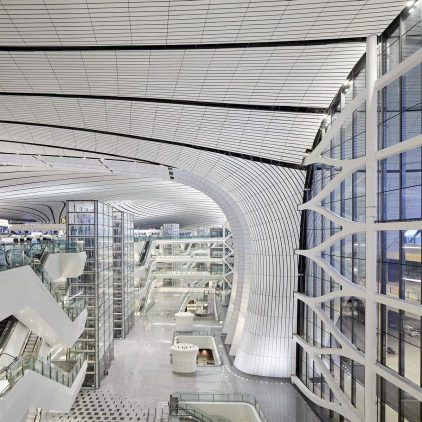 El aeropuerto de Beijing Daxing es el nuevo protagonista en el mundo 23