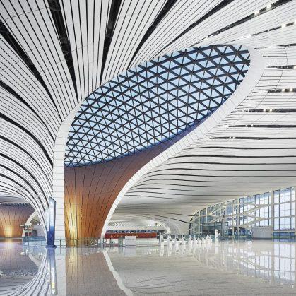 El aeropuerto de Beijing Daxing es el nuevo protagonista en el mundo 17