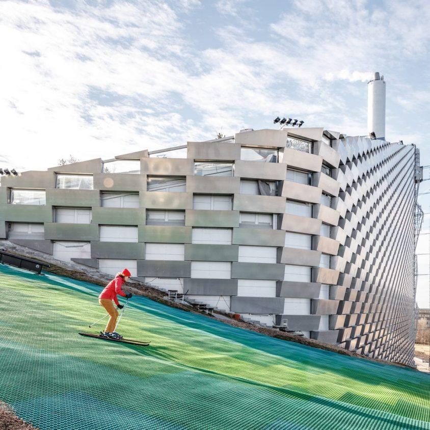 CopenHill, una planta de energía sustentable 4