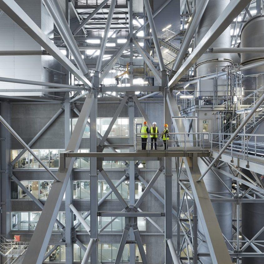 CopenHill, una planta de energía sustentable 10