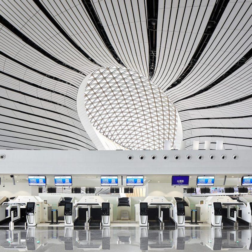 El aeropuerto de Beijing Daxing es el nuevo protagonista en el mundo 15