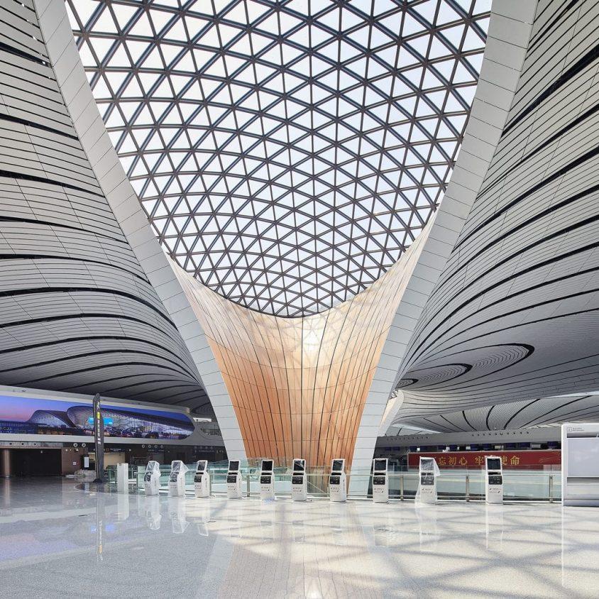 El aeropuerto de Beijing Daxing es el nuevo protagonista en el mundo 16