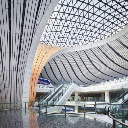 El aeropuerto de Beijing Daxing es el nuevo protagonista en el mundo 28
