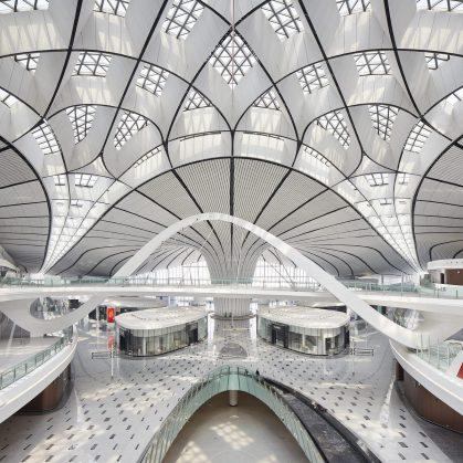 El aeropuerto de Beijing Daxing es el nuevo protagonista en el mundo 18