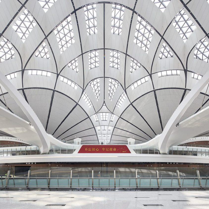 El aeropuerto de Beijing Daxing es el nuevo protagonista en el mundo 26