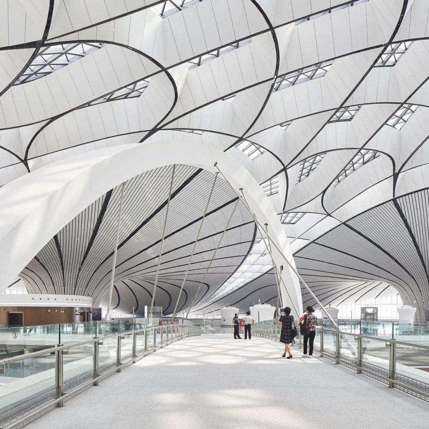 El aeropuerto de Beijing Daxing es el nuevo protagonista en el mundo 20