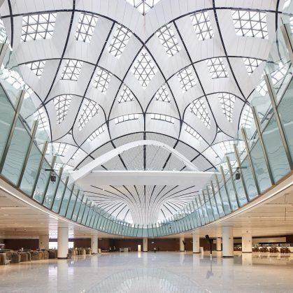El aeropuerto de Beijing Daxing es el nuevo protagonista en el mundo 25