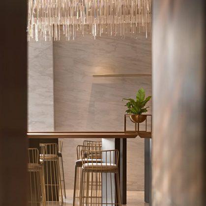 Hyatt Regency Beijing, un hotel que se fusiona con la naturaleza 12