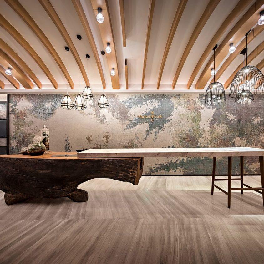 Hyatt Regency Beijing, un hotel que se fusiona con la naturaleza 13