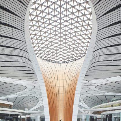El aeropuerto de Beijing Daxing es el nuevo protagonista en el mundo 12