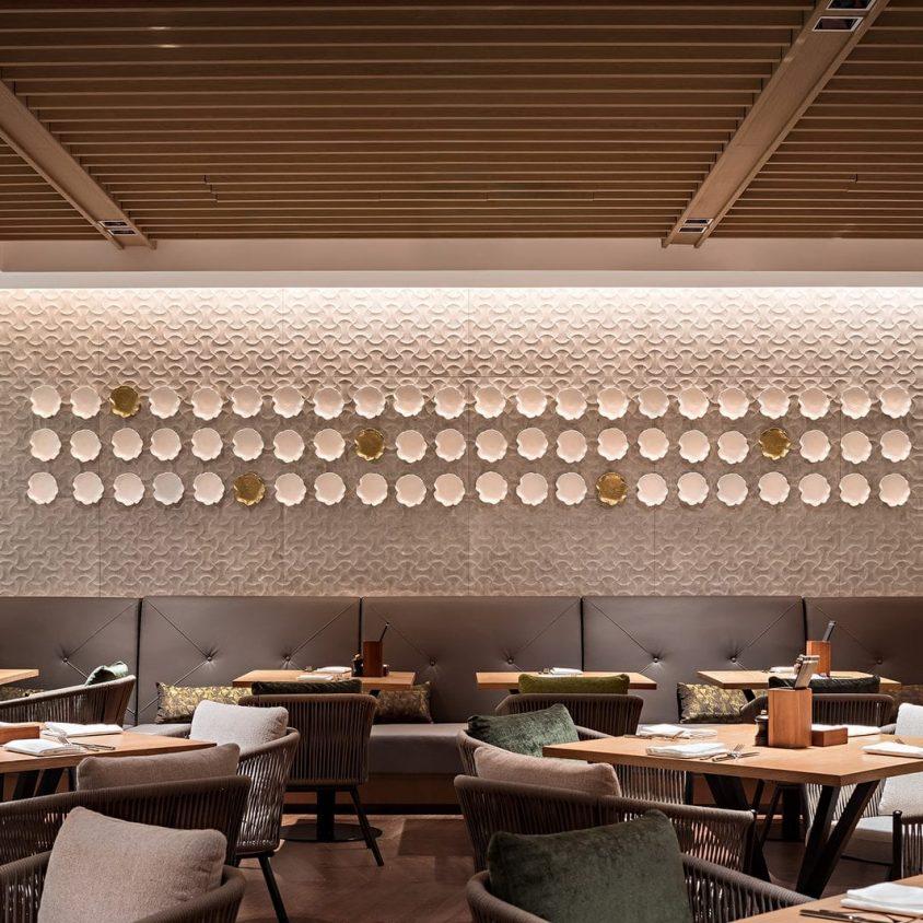 Hyatt Regency Beijing, un hotel que se fusiona con la naturaleza 15