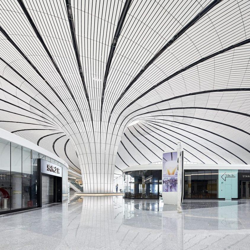 El aeropuerto de Beijing Daxing es el nuevo protagonista en el mundo 4