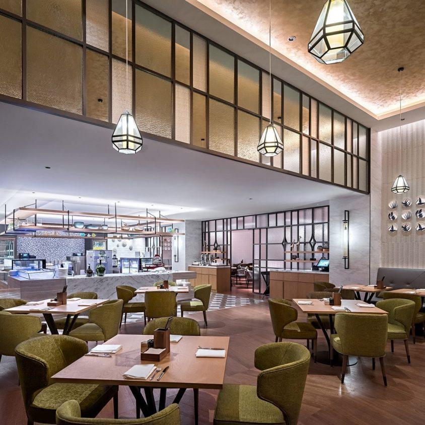 Hyatt Regency Beijing, un hotel que se fusiona con la naturaleza 16