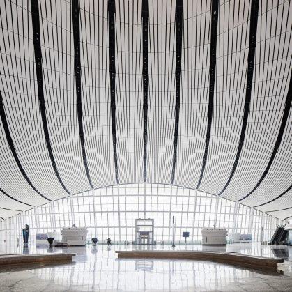 El aeropuerto de Beijing Daxing es el nuevo protagonista en el mundo 27