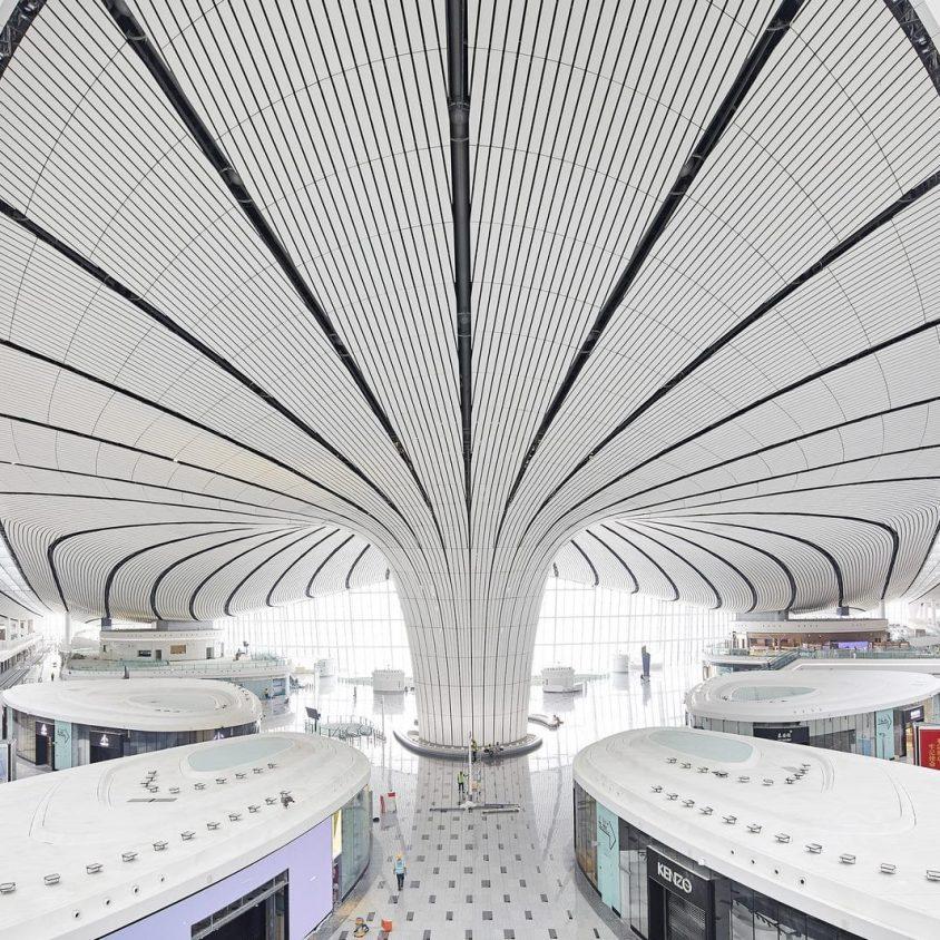 El aeropuerto de Beijing Daxing es el nuevo protagonista en el mundo 21