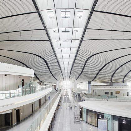 El aeropuerto de Beijing Daxing es el nuevo protagonista en el mundo 13